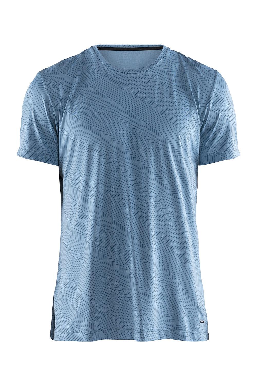 Pánské triko CRAFT Essential modré