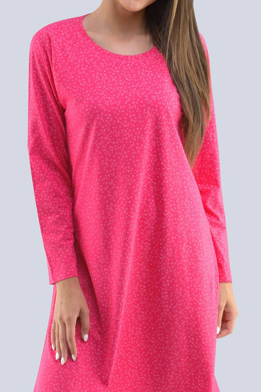 Damska koszula nocna Mary różowa