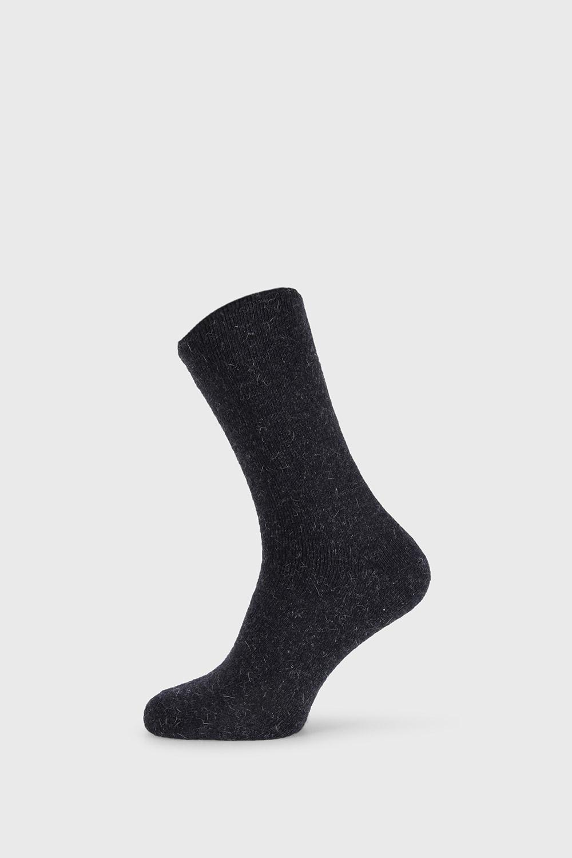 E-shop Tmavěmodré ponožky Angora