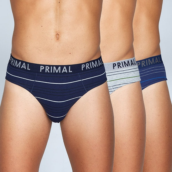 3pack pánských slipů PRIMAL S147