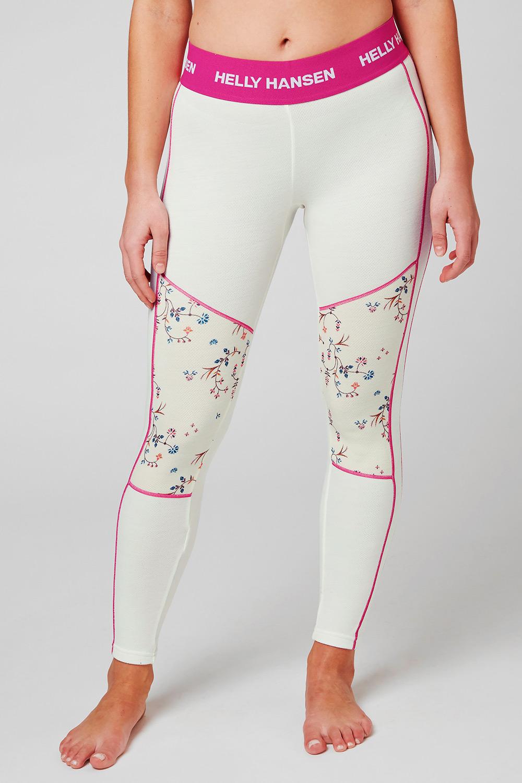 Damskie legginsy funkcyjne Helly Hansen Lifa Merino