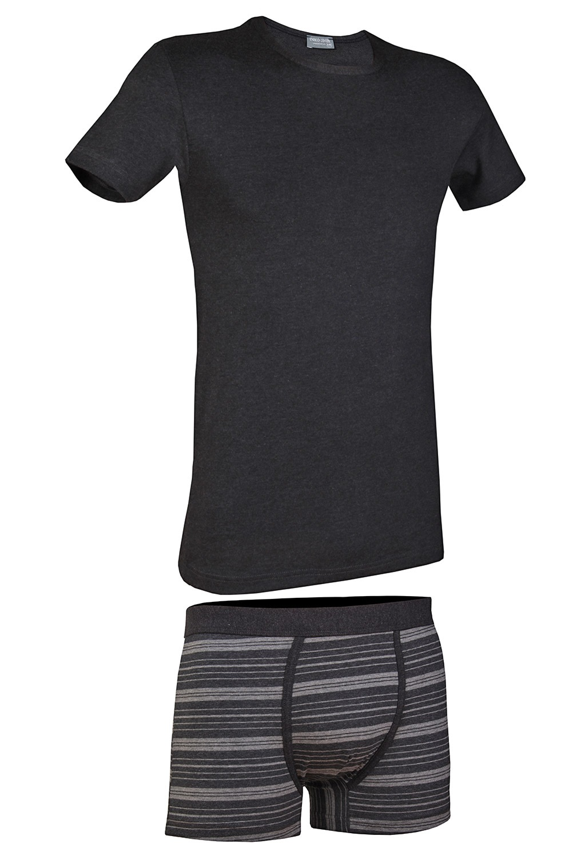 Pánský set PRIMAL 166BA tričko a boxerky