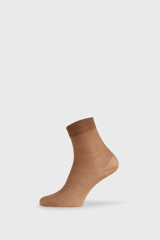 Dámské bavlněné ponožky 60 DEN