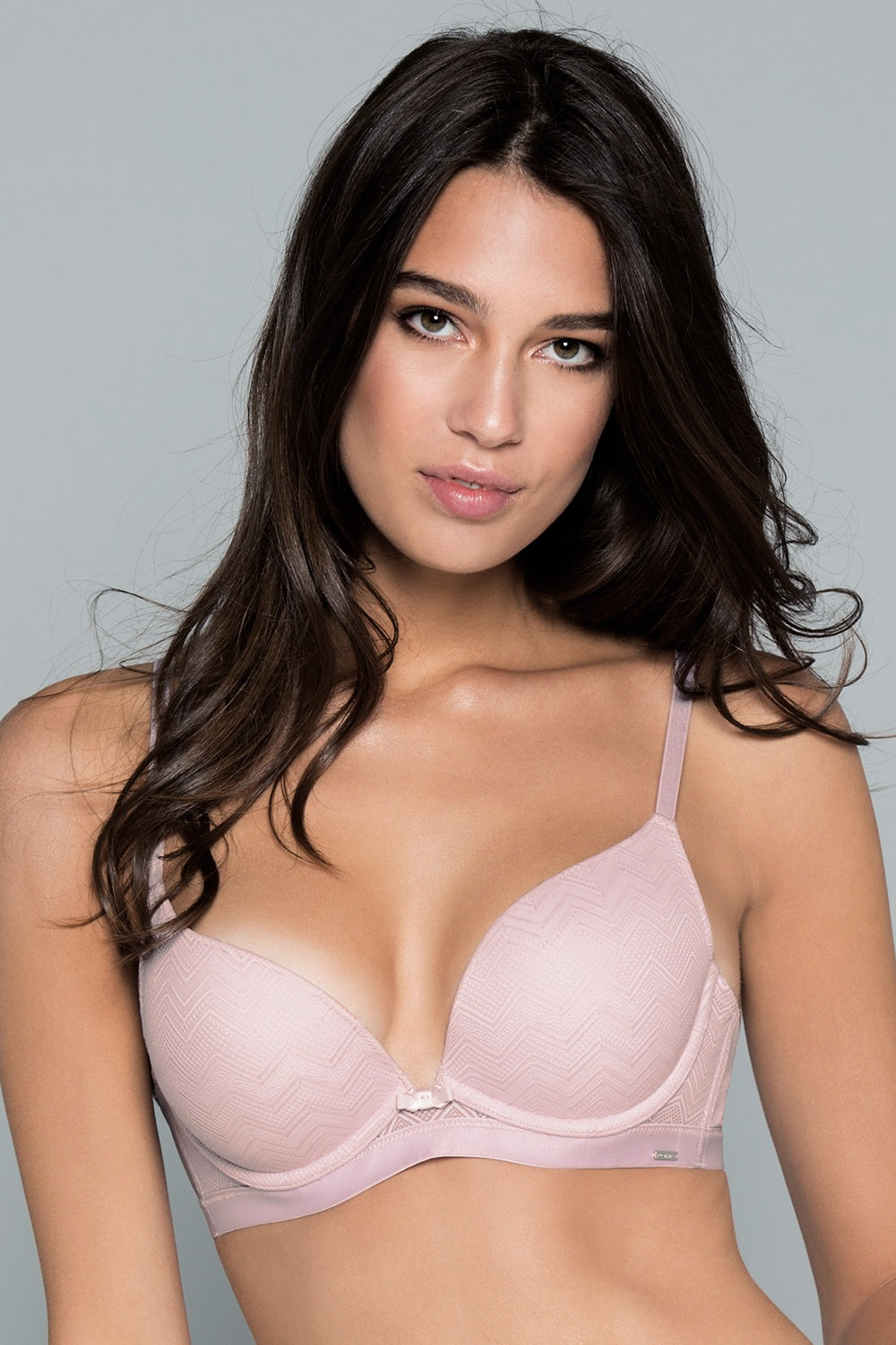Podprsenka Mara Pink Push-Up