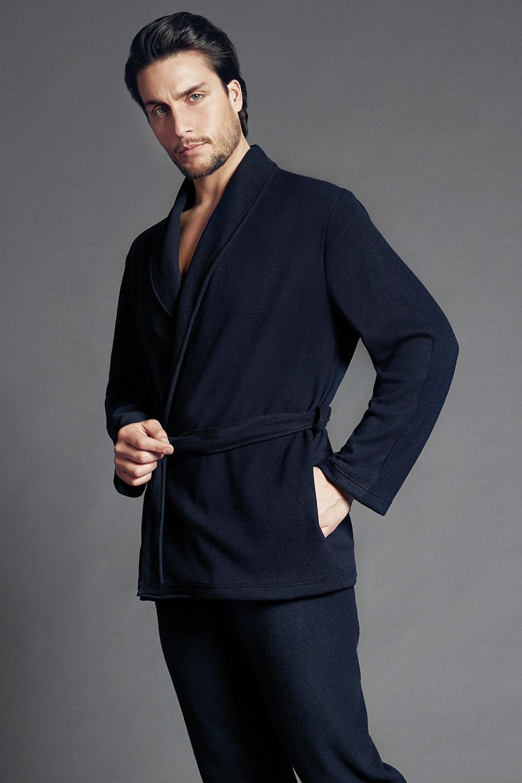Pánský elegantní župan Fabrizio