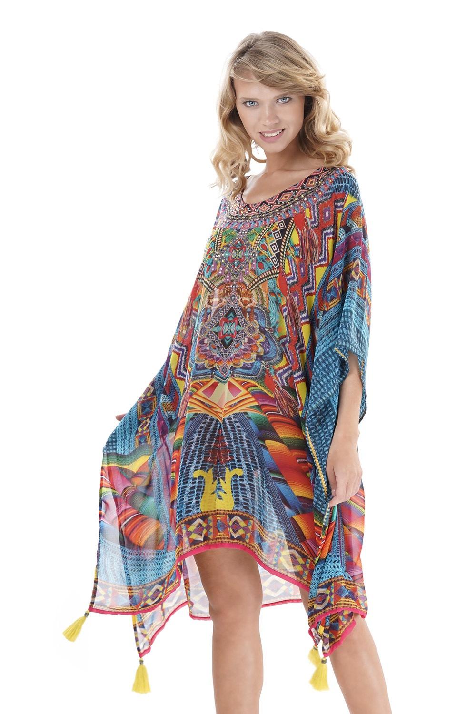 013b27040bc8 Dámské plážové šaty Irene II