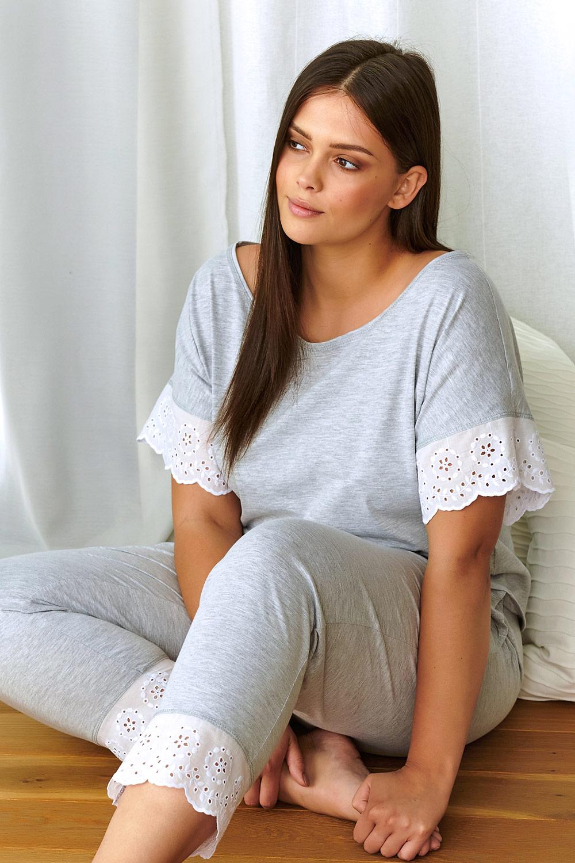 Dámské bavlněné pyžamo Madeira