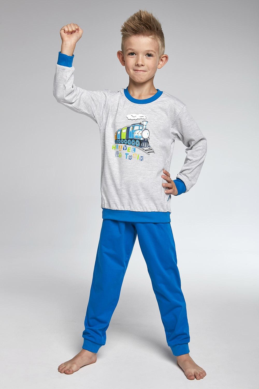 Chlapecké pyžamo Cornette Train 279f65e360
