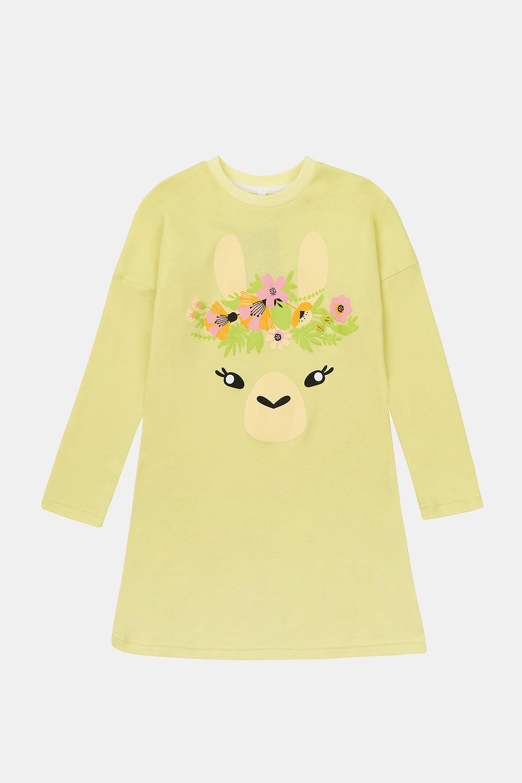 Dívčí noční košile Lama