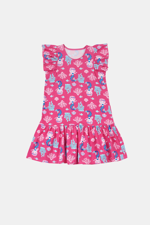 GarNA MAMA sp. Z o.o. Dívčí šaty Sweet barevná 98